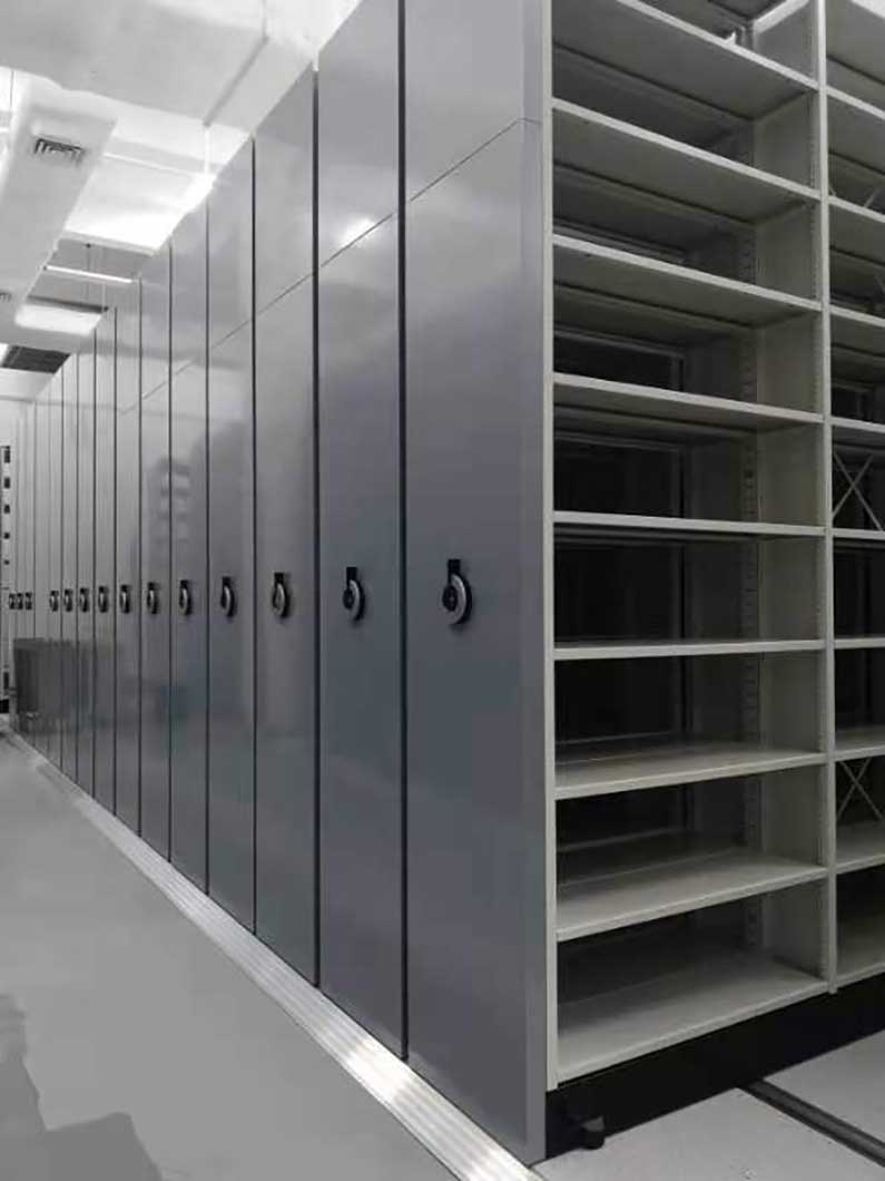Compactus-Dynamic-II-XTR_3_Shenzhen-Science-and-Technology-Library3_Bruynzeel-Storage-Systems